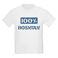 100 Percent Bosnian T-Shirt