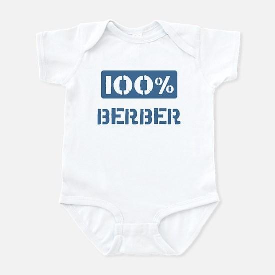 100 Percent Berber Infant Bodysuit