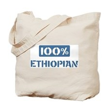 100 Percent Ethiopian Tote Bag