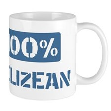 100 Percent Belizean Coffee Mug