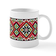 Folk Design 1 Small Mug