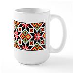 Folk Design 2 Large Mug