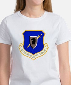Electronic Security Women's T-Shirt