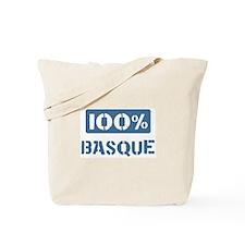 100 Percent Basque Tote Bag