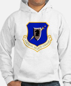 Electronic Security Hoodie