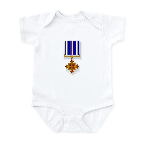 Flying Cross Infant Creeper