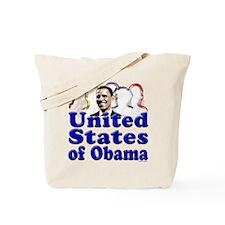 United States of Obama Tote Bag