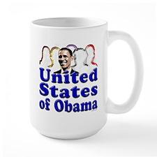 United States of Obama Mug