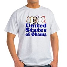 United States of Obama T-Shirt