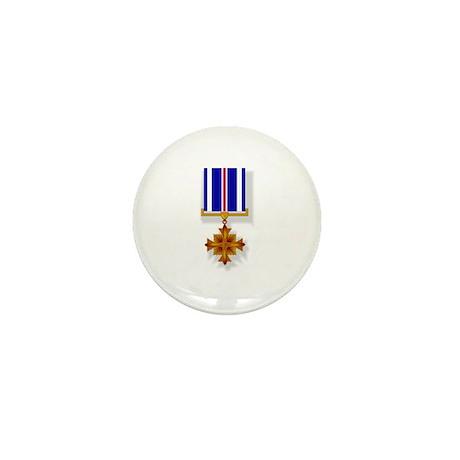 Flying Cross Mini Button