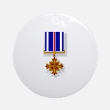 Flying Cross Ornament (Round)