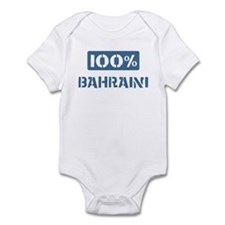 100 Percent Bahraini Infant Bodysuit