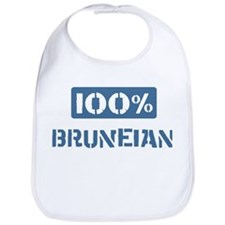 100 Percent Bruneian Bib