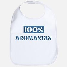 100 Percent Aromanian Bib