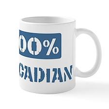 100 Percent Arcadian Mug