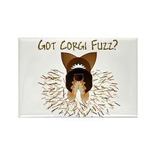RHT Pem Got Fuzz? Rectangle Magnet