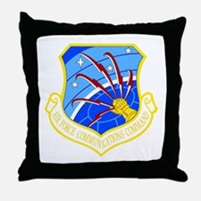 Communications Command Throw Pillow