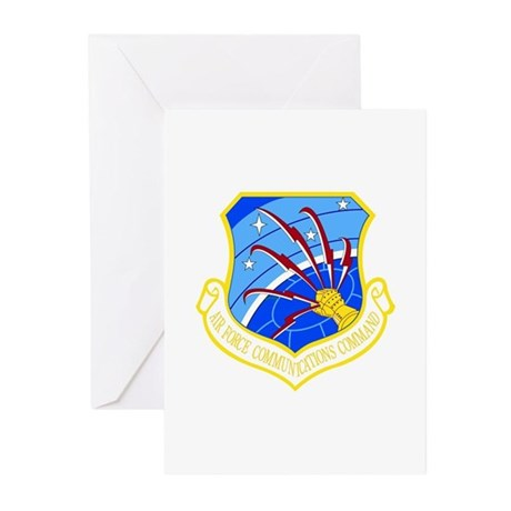 Communications Command Greeting Cards (Package of