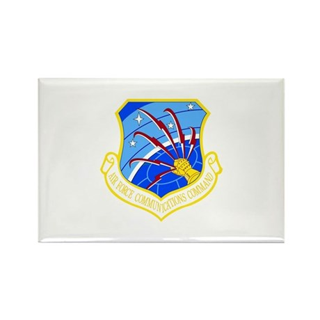 Communications Command Rectangle Magnet (100 pack)