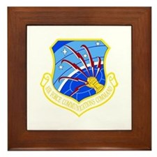 Communications Command Framed Tile