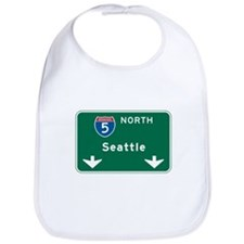 Seattle, WA Highway Sign Bib