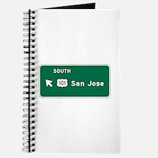 San Jose, CA Highway Sign Journal