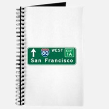 San Francisco, CA Highway Sign Journal