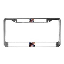 Hope Lives Again License Plate Frame