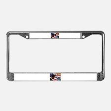 Hope Lives Again License Plate Frame