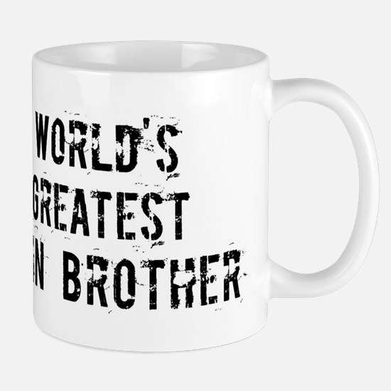 Worlds Greatest Twin Brother Mug