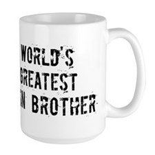 Worlds Greatest Twin Brother Mug