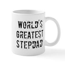 Worlds Greatest Stepdad Small Mug