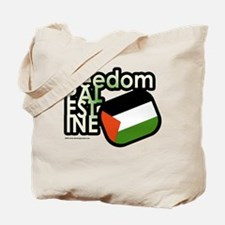 FREEDOM PALESTINE Tote Bag