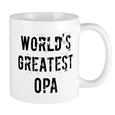 Worlds Greatest Opa Mug