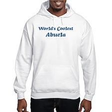 Worlds Coolest Abuela Hoodie
