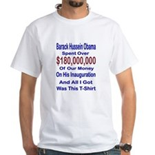 One Hundred Eighty MILLION T-Shirt