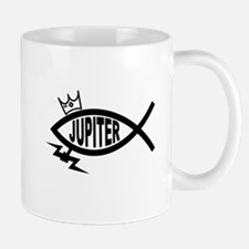 jupiter fish Mug