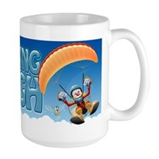 Flying High Paramotor Mug