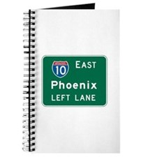 Phoenix, AZ Highway Sign Journal