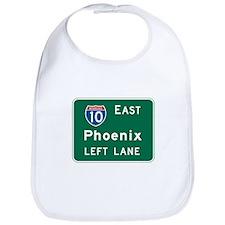 Phoenix, AZ Highway Sign Bib