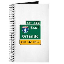 Orlando, FL Highway Sign Journal