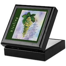 Riesling Wine Keepsake Box