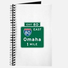 Omaha, NE Highway Sign Journal