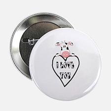 """Kids Love 2.25"""" Button"""