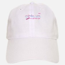 Choose Life Baseball Baseball Cap