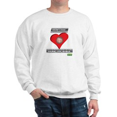Satan-Proof Your Heart... Rea Sweatshirt