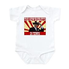 New Sheriff's in Town Infant Bodysuit