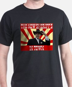 New Sheriff's in Town T-Shirt