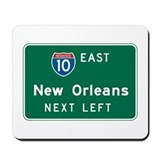 New orleans Mouse Pads