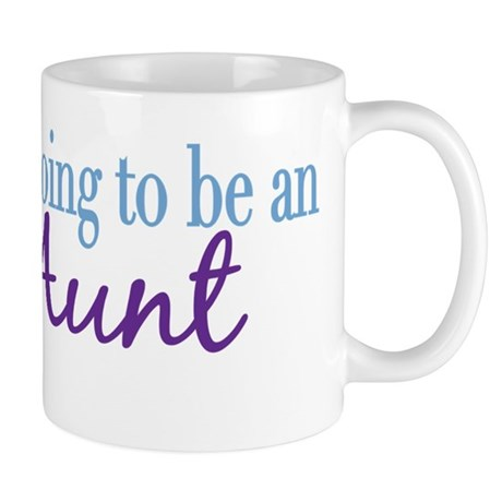 Going to be an Aunt Mug